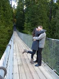 capilano suspension bridge is a perfect love laboratory georgia