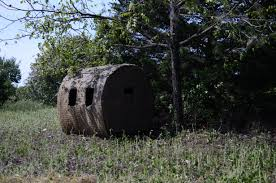 How To Make A Hay Bail Blind How To Respond To Consistent Deer Movement Hunting Advice And