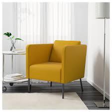 Ikea Chairs For Living Room Ekerö Armchair Skiftebo Yellow Ikea