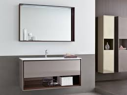 bathroom light fixtures over mirror contemporary bathroom light