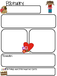 8 best newsletters images on pinterest interactive notebooks