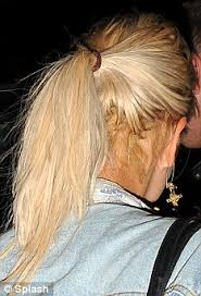 pixie to long hair extensions pixie geldof s hair extensions