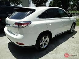 lexus suv 2016 price malaysia 2013 lexus rx350 for sale in malaysia for rm256 800 mymotor
