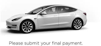 tesla model 3 customer deliveries are reportedly starting next