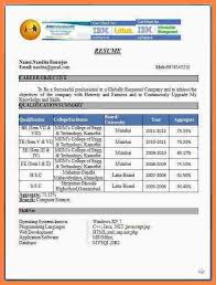 resume format for fresher fresher resume format for mca shalomhouse us