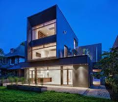 Modern Home Design Toronto Contemporary Family Home Design In The Suburbs Of Toronto