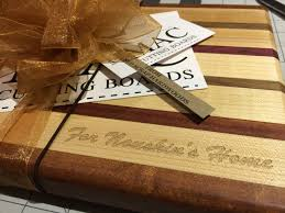 Best New Home Gifts Closing Gifts Mac Cutting Boards