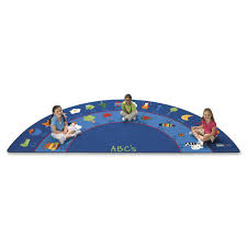 Half Circle Rugs Carpets For Kids Fun With Phonics Semi Circle Rug R U0026r Office