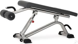 Nautilus Bench Star Trac Instinct Adjustable Abdominal Decline Bench In B7200