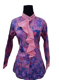 desain baju batik untuk acara resmi memilih desain baju batik modern yang cocok batikku club