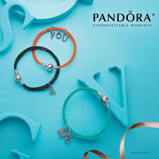 free leather bracelet images Pandora july us leather bracelet promo charms addict jpg