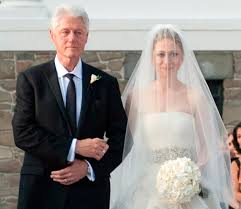 chelsea clinton wedding dress chelsea clinton reflects on wedding day becoming a