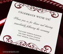 Black Wedding Invitations Wellington Wedding Invitation U2013 Sample U2013 Black U0026 Silver
