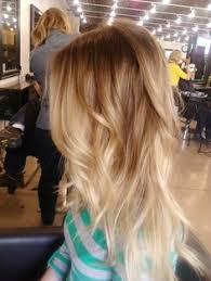 Dark Blonde To Light Blonde Ombre Blonder And Shorter U2013 Prep And Style