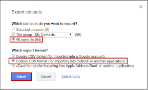 csv format outlook import migrate contacts from google apps to office 365 complete guide