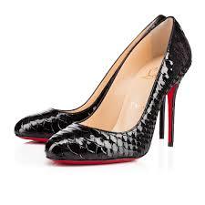 christian louboutin zwarte schoenen christian louboutin pigalle