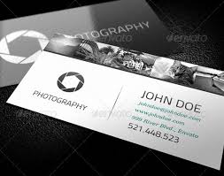 beautiful collection of photographer business card business