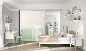 White And Brown Bedroom Modern Kid U0027s Bedroom Design With Perfect Furniture Decoration