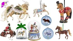 new breyer traditional ornaments more