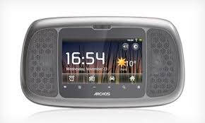 android alarm clock archos 35 home connect brings android to your alarm clock