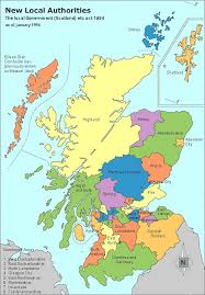 map of and scotland scotland clan map authorities map and regions and towns map