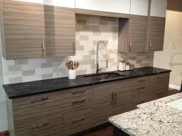 kitchen subway tile backsplash designs granite countertop black cabinets subway tile backsplash designs