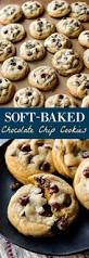 these cookies with cream cheese and chocolate chips simply melt in