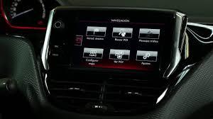 peugeot new car deals peugeot 208 2016 centro multimedia youtube