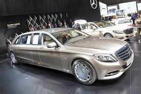 maybach car mercedes benz mercedes maybach s600 pullman is the epitome of three pointed star