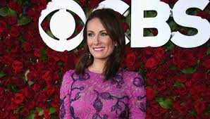 Laura Benanti Naked - broadway star laura benanti and husband patrick brown welcome