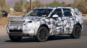 land rover discovery sport 2014 land rover discovery sport spied testing in united states