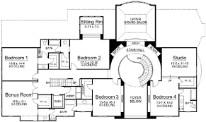 Queen Anne Style House Plans Classical Style House Plan 5 Beds 4 50 Baths 5700 Sq Ft Plan