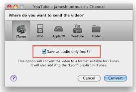 format video converter youtube convert web video and flash to mp3 on mac
