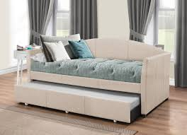 Modern Daybed With Trundle Alluring Upholstered Eames Daybed With Trundle Twin Compatible