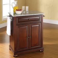 kitchen best portable kitchen island with granite top benefits