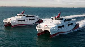 trinidad and tobago water taxi 41m austal corporate