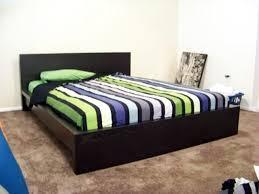 Malm Bed Frame Ikea Malm Bed Frame Home Interior Design And Ideas Malm