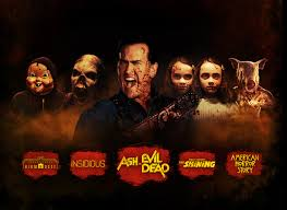 evil dead theme park attractions evil dead wiki fandom powered