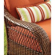 Rocking Chair Seat Replacement Amazon Com Better Homes And Gardens Azalea Ridge Porch Deck And