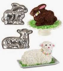 bunny cake mold odds and ends easter bunny or cakes