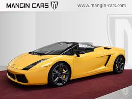lamborghini gallardo 2 lamborghini gallardo spyder for sale on jamesedition