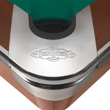pool table corner castings brunswick gold crown v 9 ft pool table