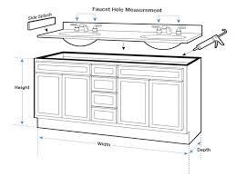 Bamboo Vanity Cabinets Bathroom by 20 Standard Bathroom Cabinet Height Bathroom Vanities Buy