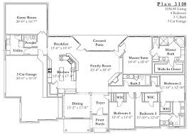2 house blueprints best 25 ranch house plans ideas on ranch floor plans