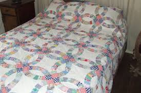 wedding ring quilt for sale amish wedding ring quilt wedding ring quilt for sale