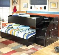 Bunk Beds Trundle Bunk Bed Trundle Www Syokugyo Info