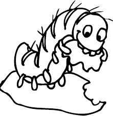 free cartoon caterpillar clip art clip art library