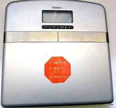 Weight Watchers Bathroom Scale Weight Watchers Bathroom Scales Weight Scale Body Fat Water
