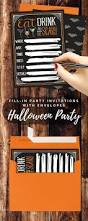 personalised halloween party invitations best 25 party invitations ideas on pinterest candy invitations