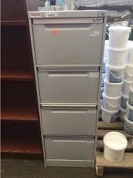 Elite Built Filing Cabinet 4 Drawer Elite Built Steel Filing Cabinet With Anti Tilt